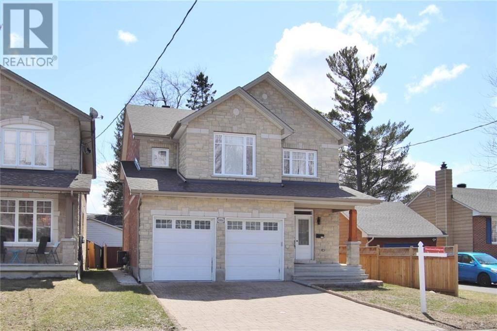 House for sale at 1986 Rosebella Ave S Ottawa Ontario - MLS: 1185011
