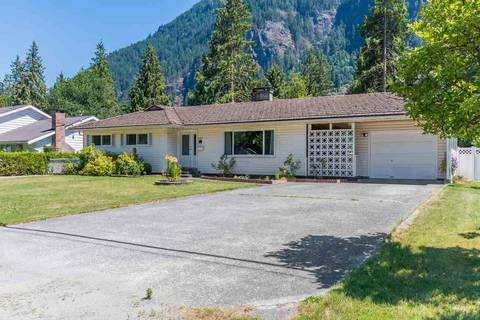 House for sale at 19868 Silverhope Rd Hope British Columbia - MLS: R2352612