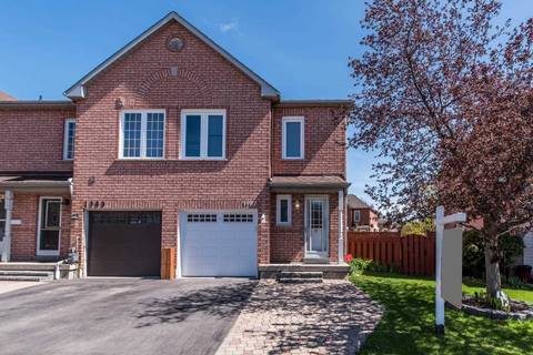 Townhouse for sale at 1987 Pine Grove Ave Pickering Ontario - MLS: E4455101
