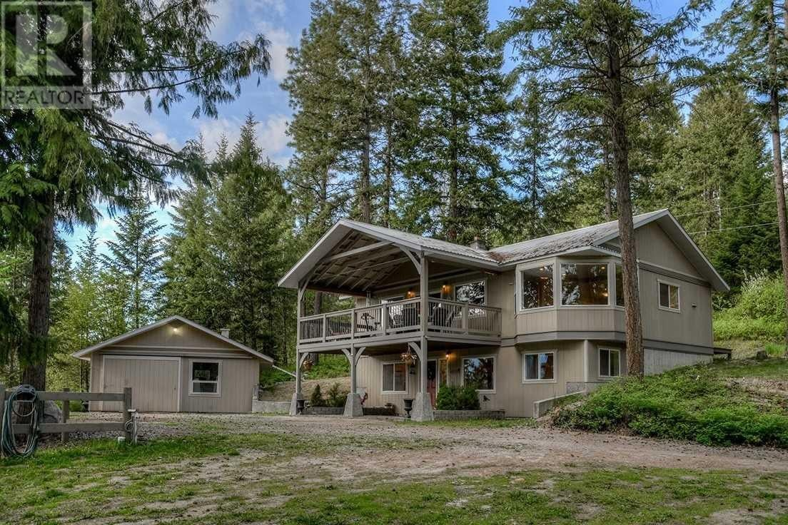 House for sale at 1988 Porthill Rd Lister British Columbia - MLS: X4766380