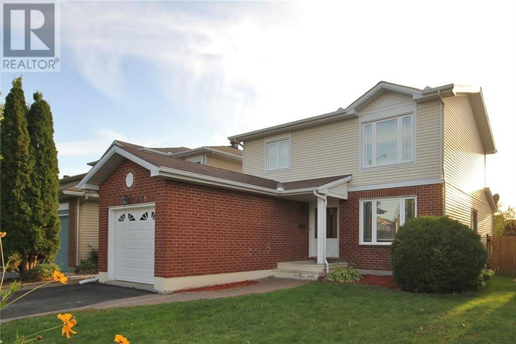 House for sale at 1988 Rolling Brook Dr Ottawa Ontario - MLS: 1172364