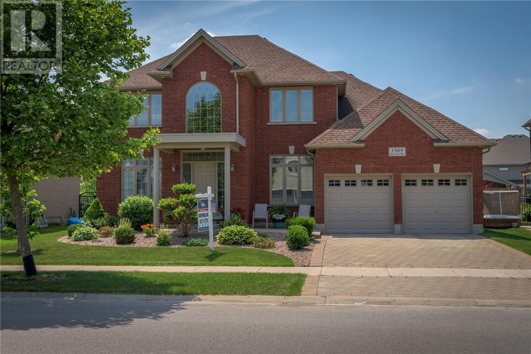 For Sale: 1989 Quarrier Road, London, ON | 4 Bed, 3 Bath Home for $699,800. See 46 photos!