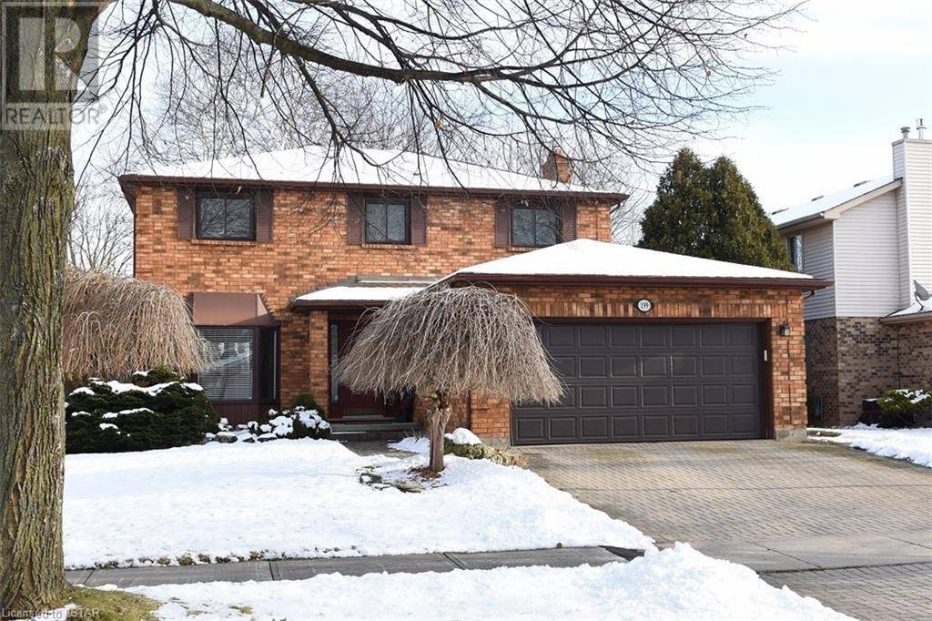 House for sale at 199 Chalfont Cres London Ontario - MLS: 240644