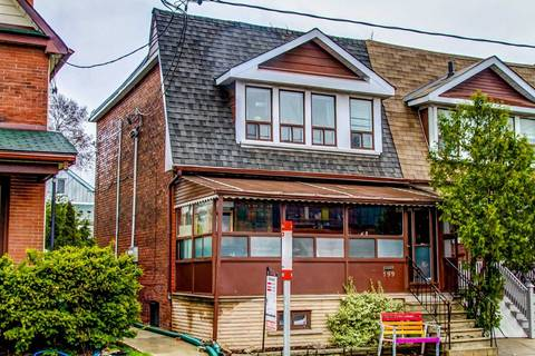 Townhouse for sale at 199 Christie St Toronto Ontario - MLS: C4424206