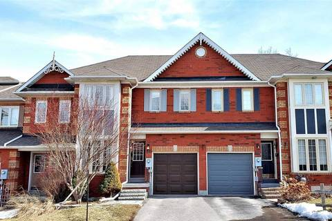 Townhouse for sale at 199 Downey Circ Aurora Ontario - MLS: N4718205