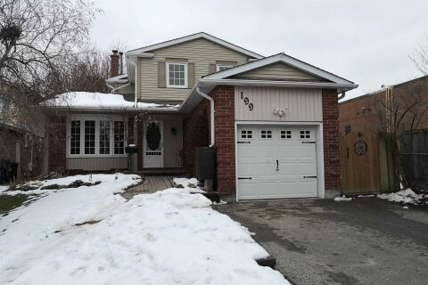House for rent at 199 Goldhawk Tr Toronto Ontario - MLS: E5085315