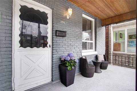 Townhouse for sale at 199 Lansdowne Ave Toronto Ontario - MLS: W4456295