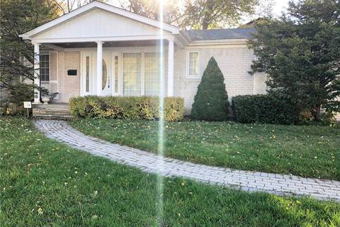 House for rent at 199 Newton Dr Toronto Ontario - MLS: C4619993