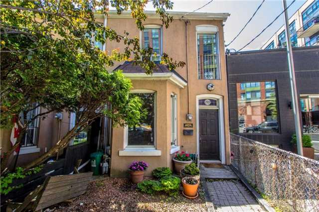 Sold: 199 Niagara Street, Toronto, ON