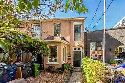 Townhouse for sale at 199 Niagara St Toronto Ontario - MLS: C4736360