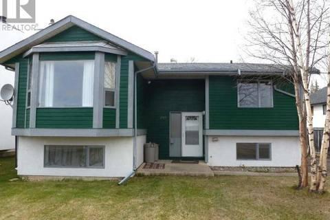 House for sale at 199 Peace River Cres Tumbler Ridge British Columbia - MLS: 179176
