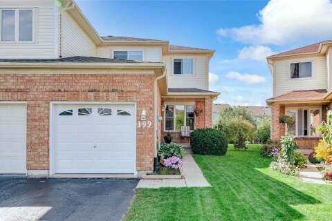 Townhouse for sale at 199 Pickett Cres Barrie Ontario - MLS: S4921524