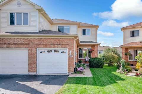 Townhouse for sale at 199 Pickett Cres Barrie Ontario - MLS: S4932990