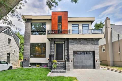 House for sale at 199 Randall Cres Toronto Ontario - MLS: E4837678