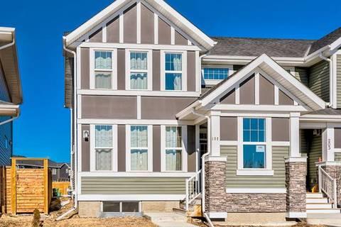 Townhouse for sale at 199 Redstone Gr Northeast Calgary Alberta - MLS: C4289716