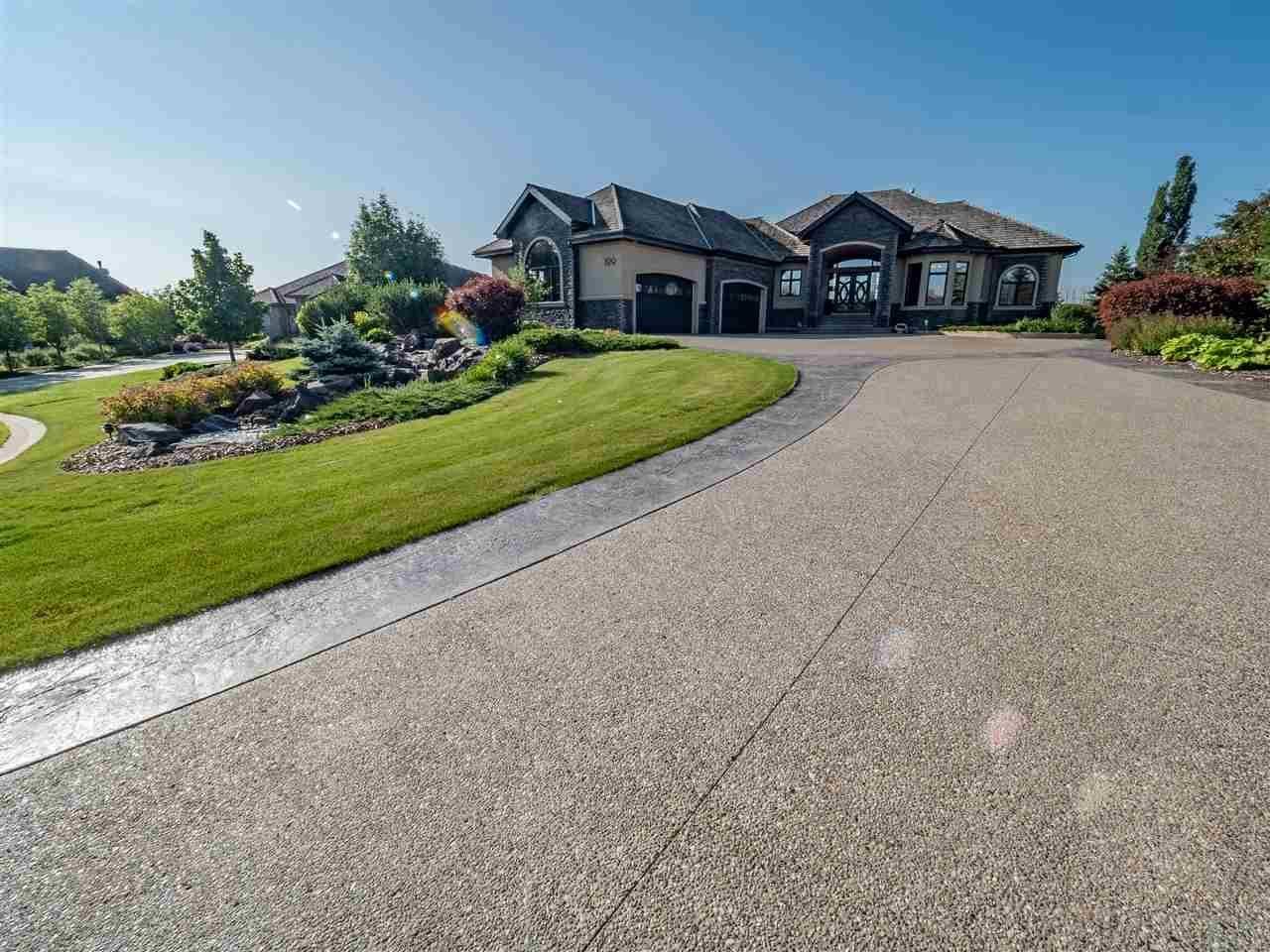House for sale at 199 Riverside Cs Rural Sturgeon County Alberta - MLS: E4183431