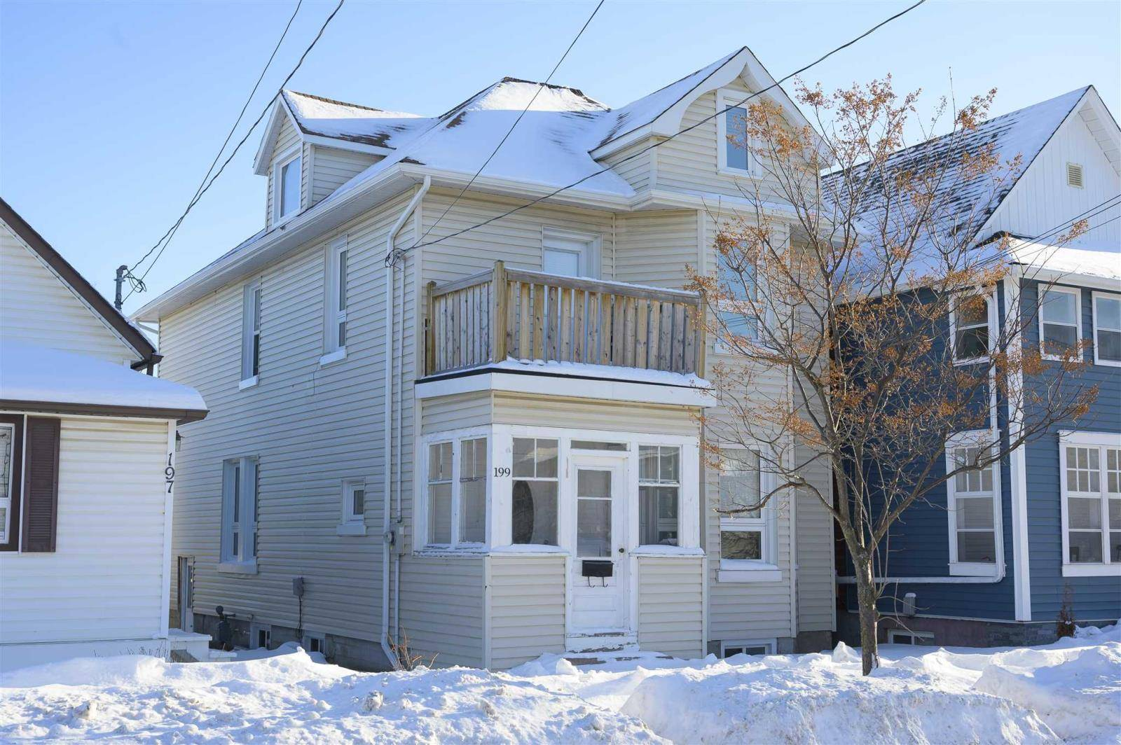 House for sale at 199 Secord St Thunder Bay Ontario - MLS: TB200067