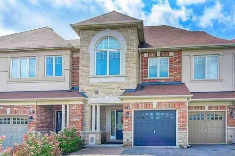 Townhouse for sale at 199 Southdown Ave Vaughan Ontario - MLS: N4574447