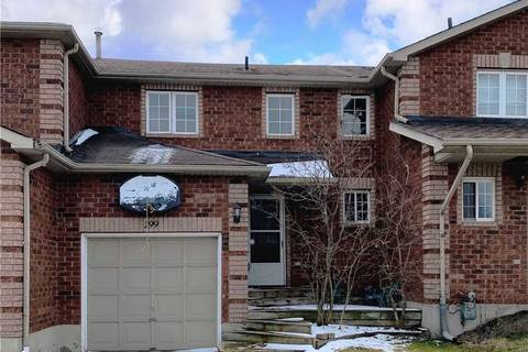 Townhouse for sale at 199 Tunbridge Rd Barrie Ontario - MLS: S4747711