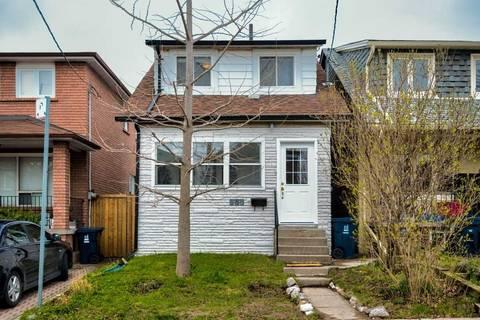 House for sale at 199 Winnett Ave Toronto Ontario - MLS: C4441080