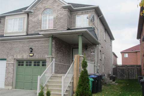 Townhouse for sale at 199 Zia Dodda Cres Brampton Ontario - MLS: W4620576