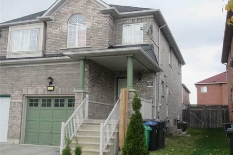 Townhouse for sale at 199 Zia Dodda Cres Brampton Ontario - MLS: W4620576