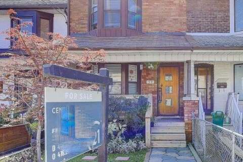 Townhouse for sale at 1991 Davenport Rd Toronto Ontario - MLS: W4901106