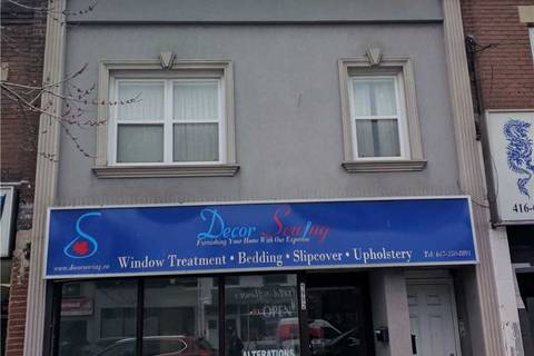 Commercial property for lease at 1992 Danforth Ave Toronto Ontario - MLS: E4624588
