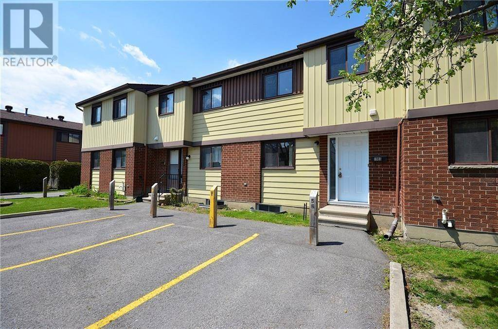 Townhouse for sale at 1993 Falkirk Cres Ottawa Ontario - MLS: 1186724