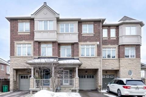 Townhouse for rent at 1993 Rackus Cres Mississauga Ontario - MLS: W4680555