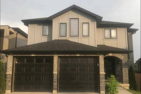 House for rent at 1995 Purcell Dr London Ontario - MLS: X4580621