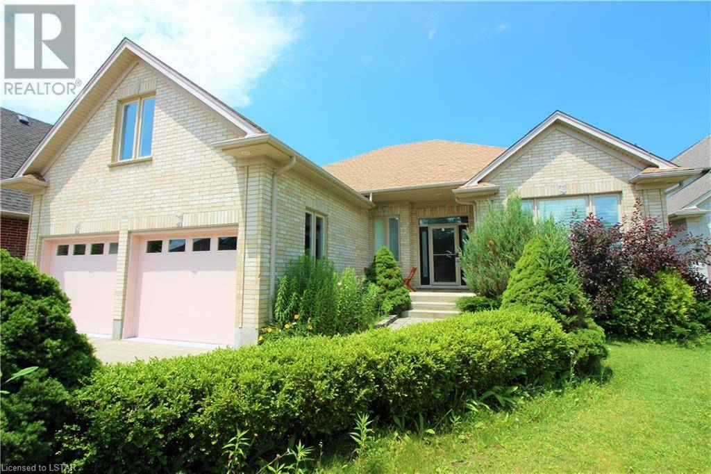 House for sale at 1999 Mccracken Ct London Ontario - MLS: 240907