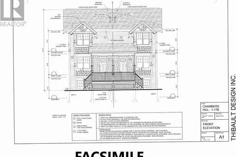 House for sale at 16 Trout Run Unit 19b Halifax Nova Scotia - MLS: 201908240
