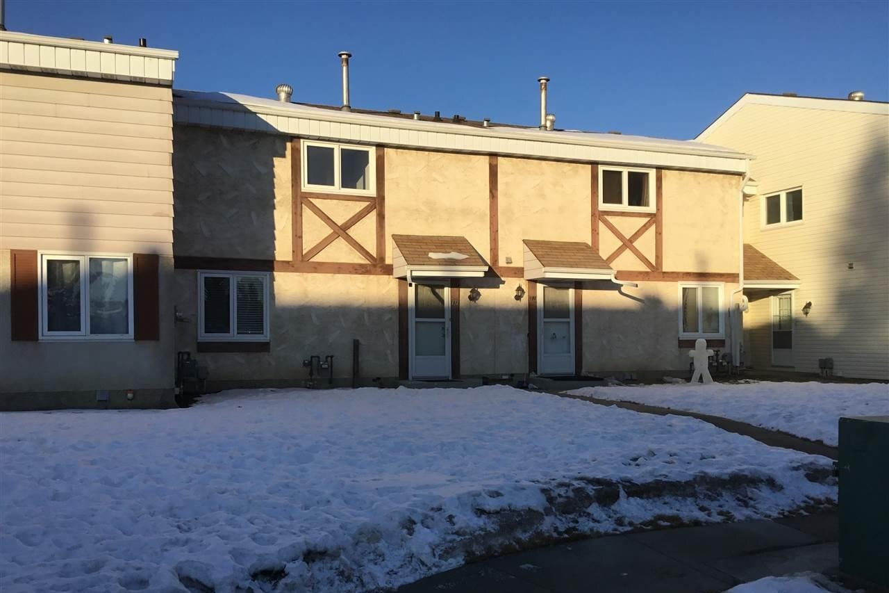 Townhouse for sale at 19 Callingwood Co NW Edmonton Alberta - MLS: E4185748