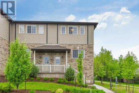 Townhouse for sale at 1180 Countrystone Dr Unit 1a Kitchener Ontario - MLS: 30740895