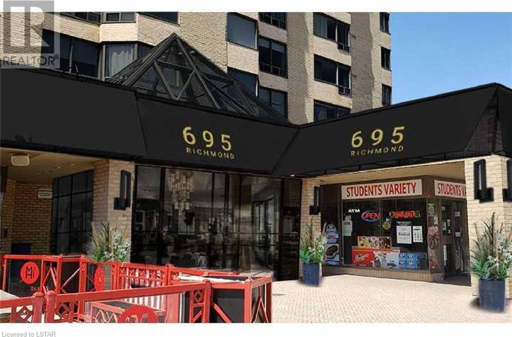 Commercial property for lease at 1 Richmond St Apartment 1a London Ontario - MLS: 223904