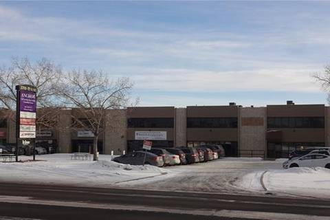 Commercial property for lease at 3700 19 St Northeast Apartment 1A/2A Calgary Alberta - MLS: C4282770