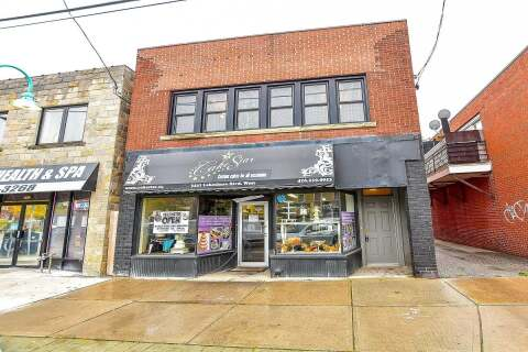 Commercial property for lease at 3433 Lake Shore Blvd Apartment 1A Toronto Ontario - MLS: W4961569