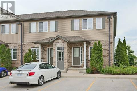 Townhouse for sale at 38 Howe Dr Unit 1a Kitchener Ontario - MLS: 30745117