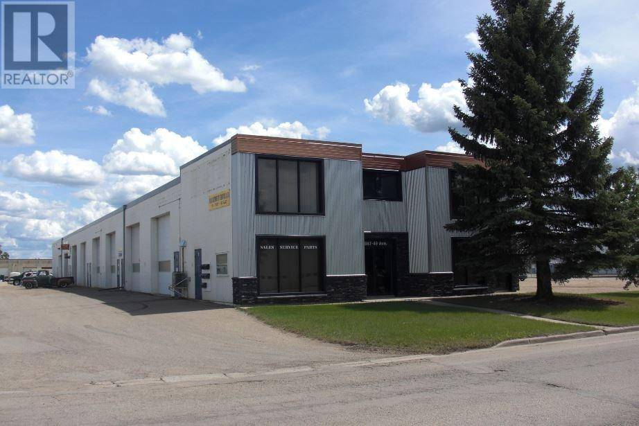 Commercial property for lease at 7887 49 Ave Apartment 1a Red Deer Alberta - MLS: ca0166329