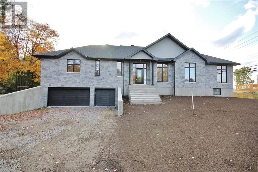 House for sale at 1 Pineglen Cres Ottawa Ontario - MLS: 1173059