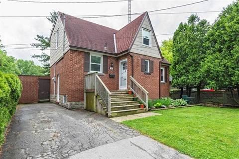 House for sale at 1 Roanoke Pl Hamilton Ontario - MLS: X4510469