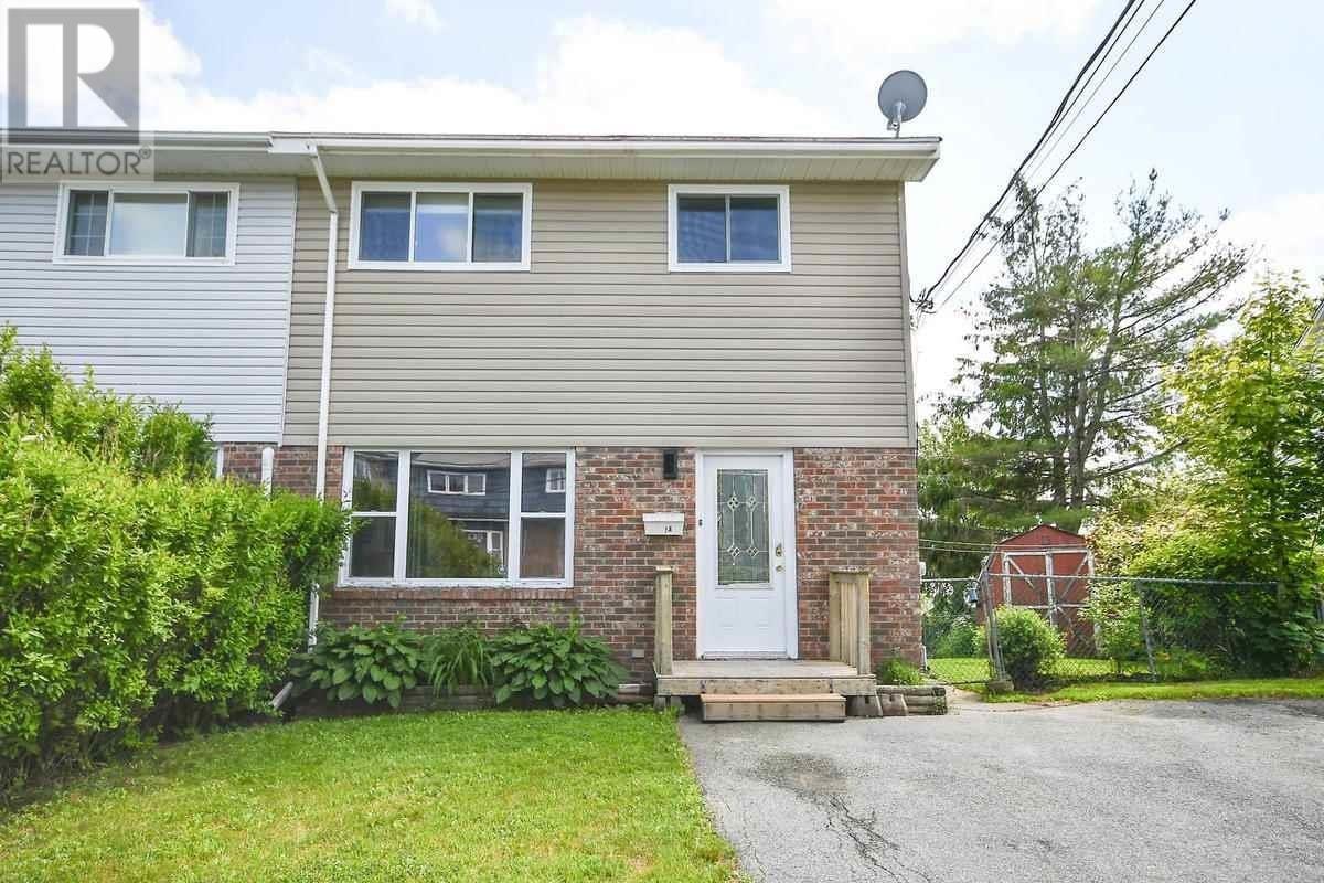 House for sale at 1 Wilbur Ct Dartmouth Nova Scotia - MLS: 202012653