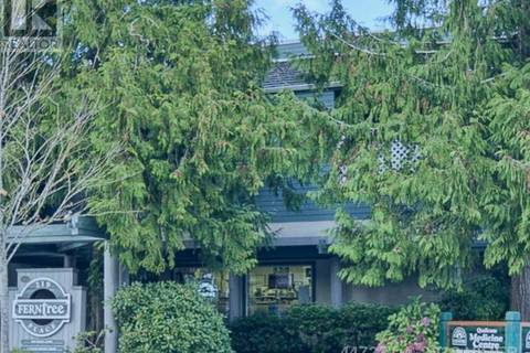 Commercial property for sale at 219 Fern W Rd Unit 1b Qualicum Beach British Columbia - MLS: 447231