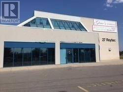 Commercial property for lease at 27 Roytec Rd Apartment 1B Vaughan Ontario - MLS: N4484416