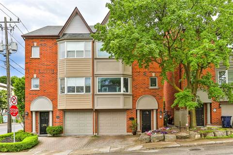 Townhouse for sale at 1 Heathdale Rd Toronto Ontario - MLS: C4503275