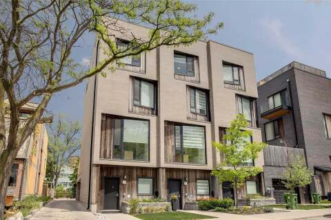 Townhouse for sale at 1 Walder Ave Toronto Ontario - MLS: C4775629