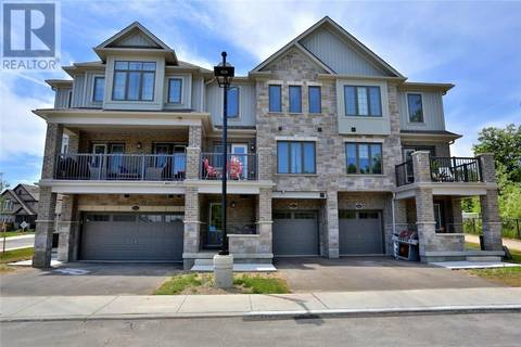 Townhouse for sale at 115 South Creek Dr Unit 1c Kitchener Ontario - MLS: 30751646