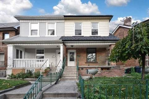 Townhouse for rent at 300 Montrose Ave Unit 1st & B Toronto Ontario - MLS: C4613710