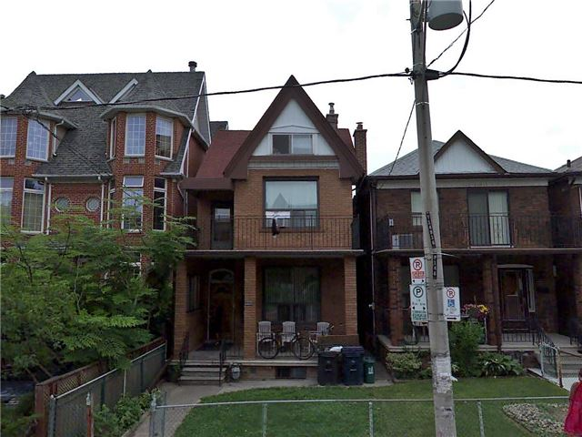 For Rent: 146 Brunswick Avenue, Toronto, ON | 3 Bed, 1 Bath House for $2,000. See 1 photos!